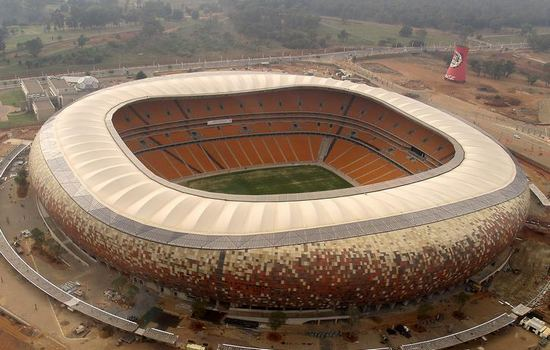 Soccer City Largest Football Stadiums