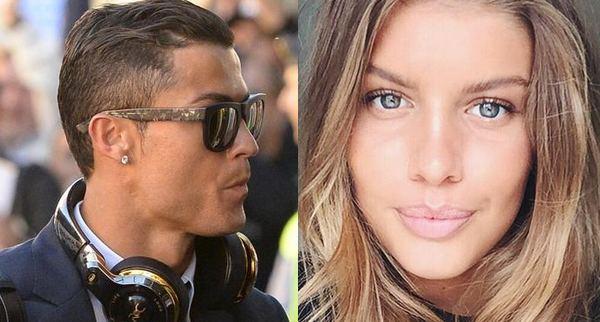 Cristiano Ronaldo starts dating 19-year-old Danish model Maja Darving