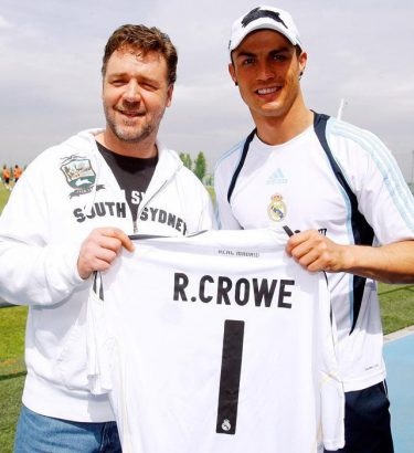 ronaldo and crowe