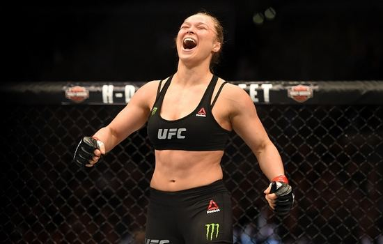 Ronda Rousey: The Most Dangerous Woman in Sports