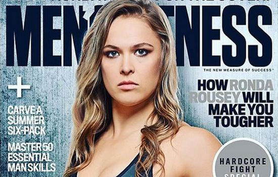 MMA Fighter Ronda Rousey Made History Again