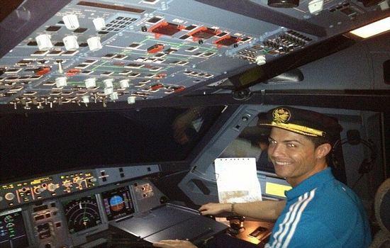 Cristiano Ronaldo Purchased Private Jet worth €19m