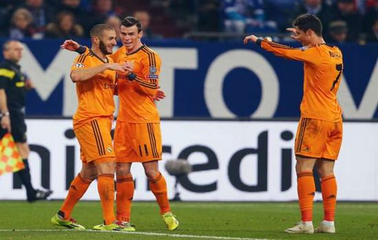 Bale, Benzema and Cristiano Deadliest Football Trios