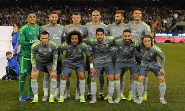 Real Madrid Most Disappointing Teams in Season 2015-2016