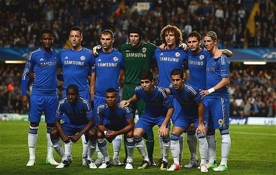 FC Chelsea Most Disappointing Teams in Season 2015-2016