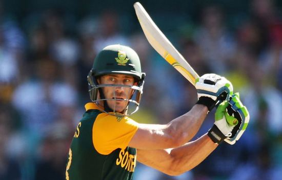 Faf du Plessis Highest Individual Scores in T-20 Internationals