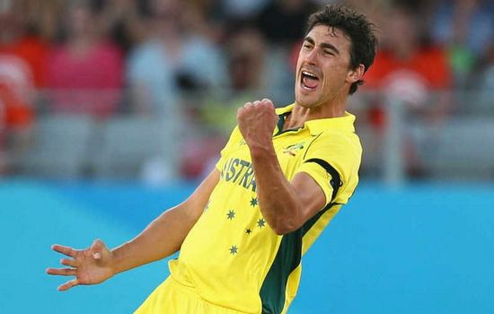 Mitchell Starc Leading Wicket Takers in 2015 in ODIs
