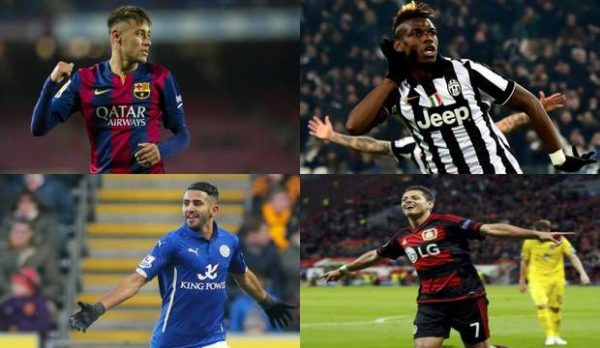 Top 10 Young Footballers to Watch Out in 2016