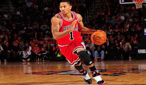 Derrick Rose,Top Ten Fastest NBA Players 2016