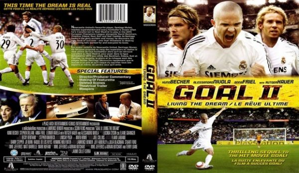 Goal 2 Living The Dream,Soccer Movies You Must Watch
