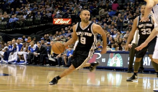 Tony Parker,Top Ten Fastest NBA Players 2016