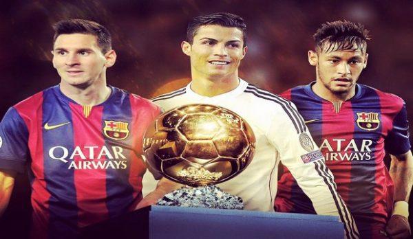 FIFA Ballon dOr Winners 1991-2014