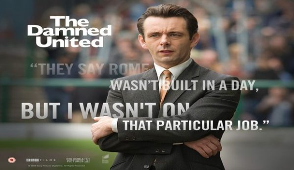 the damned united,Soccer Movies You Must Watch
