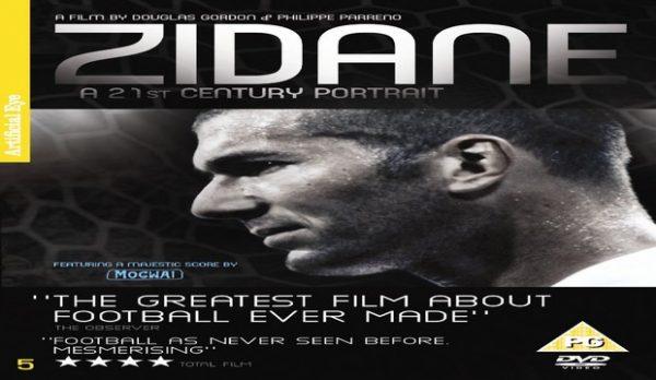 Zidane: A 21st Century Portrait,Soccer Movies You Must Watch