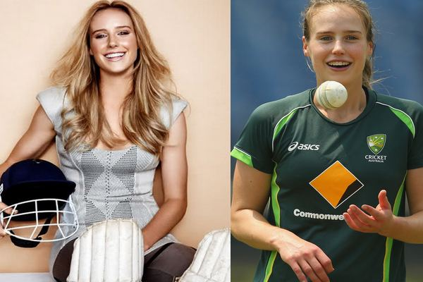 Ellyse Perry Most Beautiful Female Cricketers