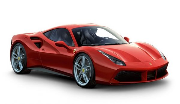 Ferrari 488GTB.The Most Exotic Sports Cars 2016