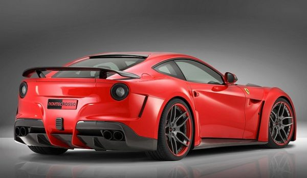 Ferrari F12berlinetta,The Most Exotic Sports Cars 2016