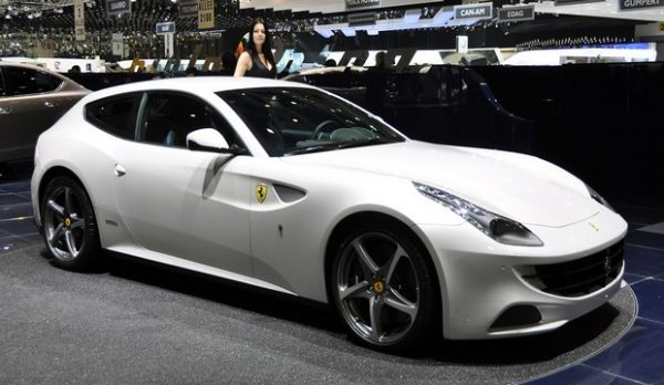Ferrari FF,The Most Exotic Sports Cars 2016