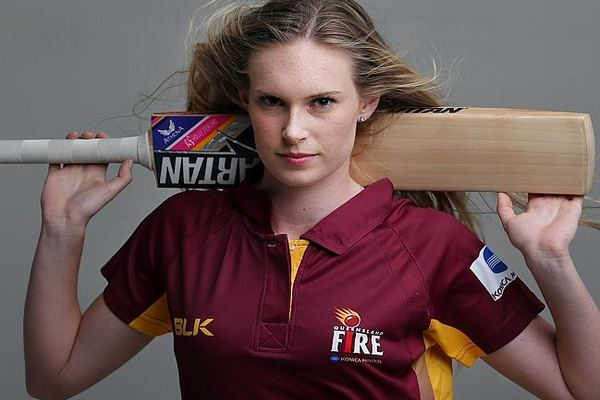 Holly Ferling Most Beautiful Female Cricketers