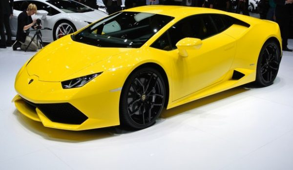 Lamborghini Huracan,The Most Exotic Sports Cars 2016