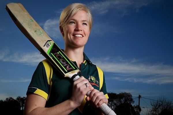 Meghann Moira Lanning Most Beautiful Female Cricketers