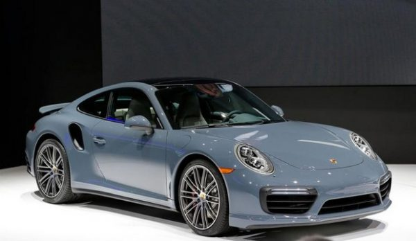 Porsche 911 Turbo Turbo S,The Most Exotic Sports Cars 2016