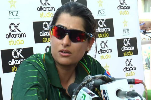 Sana Mir Most Beautiful Female Cricketers