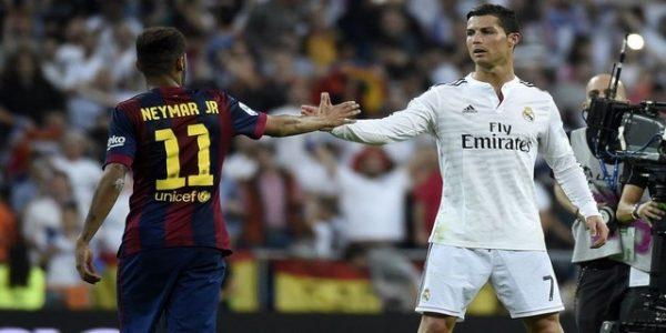 Neymar Jr wants Cristiano Ronaldo at Barcelona