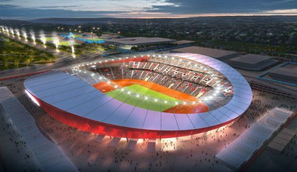 Atatürk Olimpiyat Stadi Istanbul,Biggest Football Stadiums in Europe