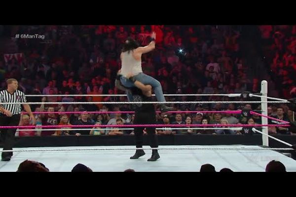 Avalanche Powerbomb Top 10 Moves of Roman Reigns