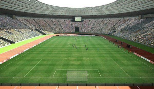 Luzhniki Stadium Moscow,Biggest Football Stadiums in Europe