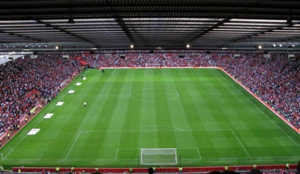 Old Trafford Manchester,Biggest Football Stadiums in Europe