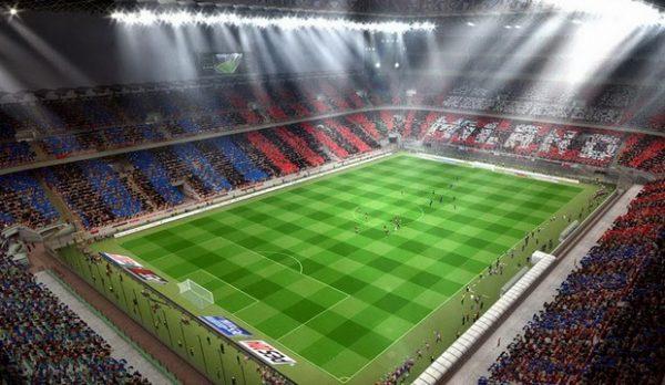 San Siro Milan,Biggest Football Stadiums in Europe