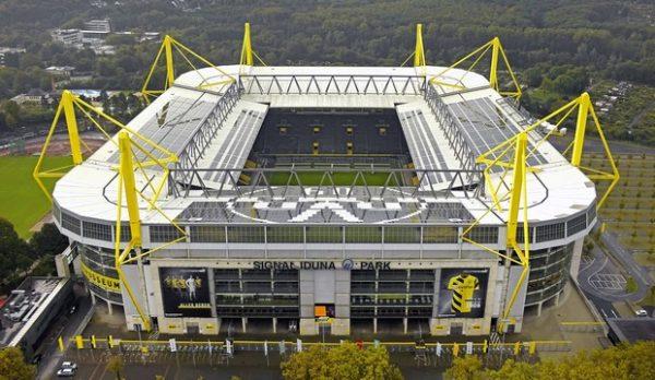 Signal Iduna Park Dortmund,Biggest Football Stadiums in Europe