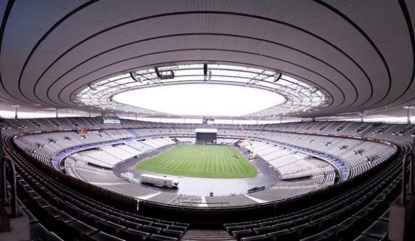 Stade de France Paris,Biggest Football Stadiums in Europe