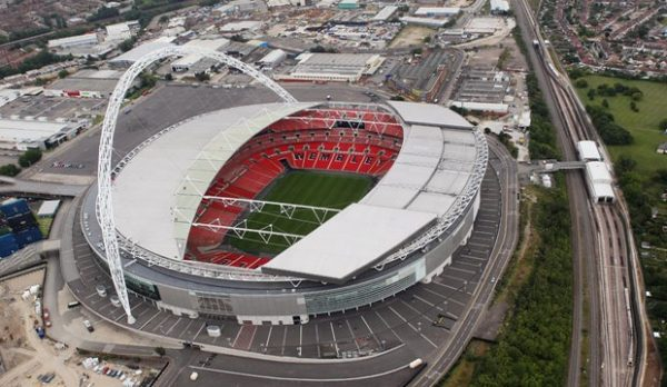 Wembley Stadium London,Biggest Football Stadiums in Europe