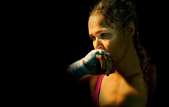 best ufc fighters Rousey