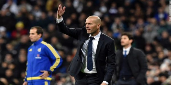 Zidane Wants to Get His First 'Big' in La Liga