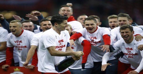 Euro 2016 Top Ten Contenders of Winning Title.