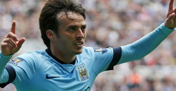 David Silva Top Eleven Most Expensive Footballers at Each Position