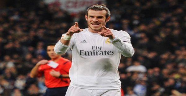 Top Ten Footballer Brands 2016,Gareth Bale