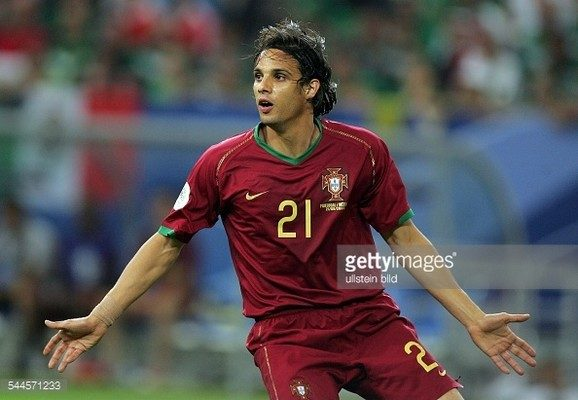 Nuno Gomes UEFA European Championship top 10 goal scorers