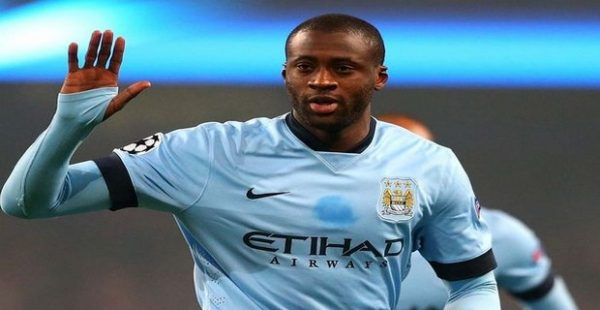 Yaya ToureTop Eleven Most Expensive Footballers at Each Position