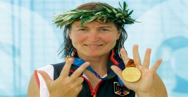 Birgit Fischer,Top Olympics Gold Medal Winners of all Time