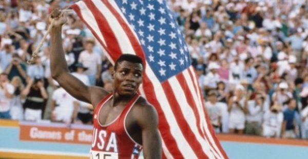 Carl Lewis,10 Fastest 100m Sprinters in the History