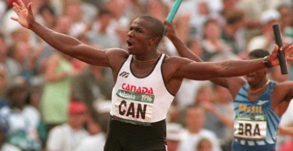Donovan Bailey, 100m Sprinters