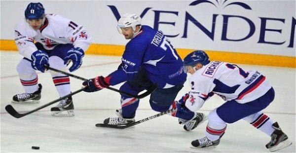 ICE HockeyTop 10 Hardest Sports in the World