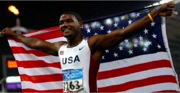 Justin Gatlin, 100m Sprinters