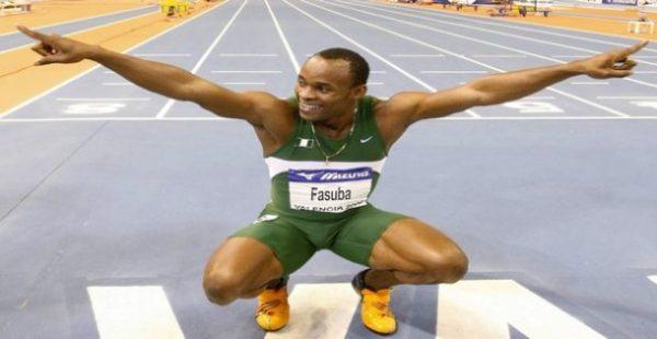 Olusoji Fasuba,10 Fastest 100m Sprinters