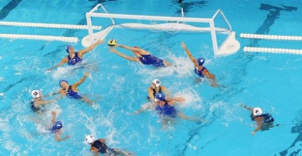 Water Polo,Top 10 Hardest Sports